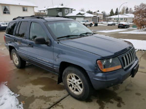 2004 Jeep Grand Cherokee Special Edition 4 x 4
