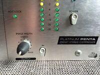 Focusrite Platinum Penta Compressor