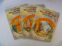 Pile Of 3 WINNIE THE POOH And His Friends Board Books
