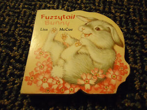 Fuzzytail Bunny (A Chunky Shape Book) Board book Kingston Kingston Area image 1