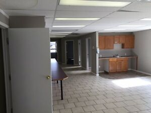 3000 sqft office space for rent downtown!