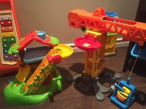 Large lot of infant, toddler and preschool toys Kitchener / Waterloo Kitchener Area image 4