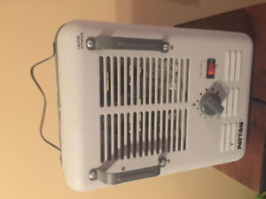 Heater electric portable