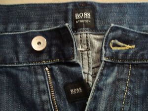 New,Unworn Hugo Boss Jeans size 32-33 waist x 27 inseam West Island Greater Montréal image 4