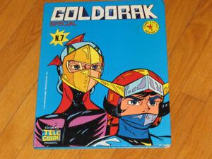 BD      GOLDORAK    SPÉCIAL NO7           VINTAGE 1977