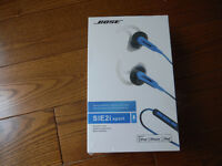 ÉCOUTEURS BOSE ( SIE2I SPORT ) NEUF !!!