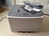 Lexmark C543dn - Colour Laser (two sides)