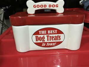 Dog treat/food container Windsor Region Ontario image 1