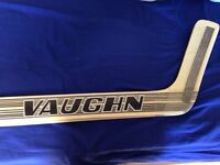 2 Vaughn VSG 7800 Pro-Elite foam core goalie sticks