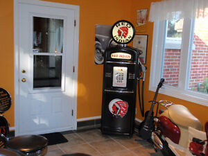 Vintage Replica Gas Pumps