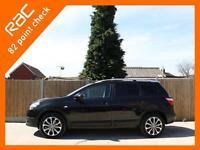 2012 Nissan Qashqai +2 - 1.6 Tekna 5 Speed 7 Seater Pan Roof Sat Nav Rear Cam Bl