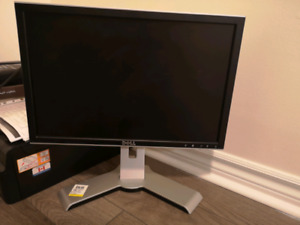 Dell Monitor with USB inputs