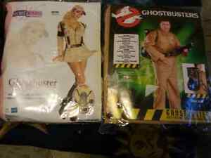 Ghostbusters Couple Costumes