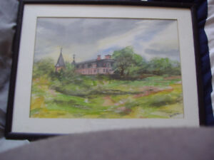 Ken Johns Church Painting (reduced)