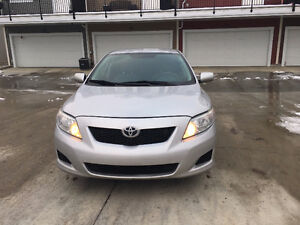 2009 Toyota Corolla CE Sedan - motivated to sell!