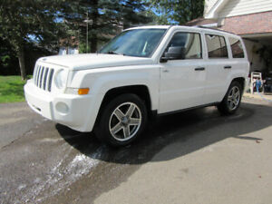 2008 Jeep Patriot North Edition SUV, Crossover