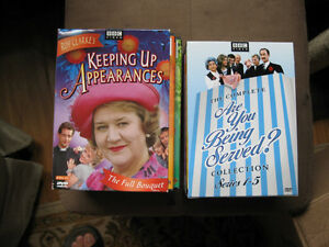 Keeping Up Appearances only!!
