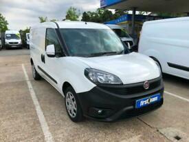 2018 Fiat Doblo 1.4 16V TECNICO MAXI PETROL VAN CAR DERIVED VAN Petrol Manual