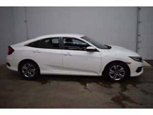2018 Honda Civic LX - BACKUP CAM * HEATED SEATS * TOUCH SCREEN