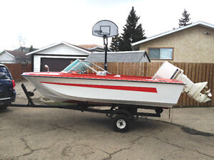 Buy It N Head For The Lake. 105hp Chrysler On A 16.5' Solid Boat