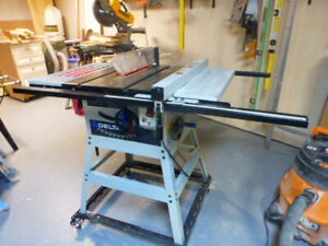 Delta Table Saw Fence | Kijiji in Ontario  - Buy, Sell