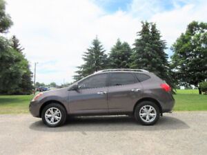 2010 Nissan Rogue SL AWD Crossover- 4 BRAND NEW TIRES!!  $8950