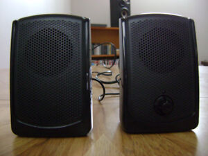 """ASI Audio Technologies"" computer speakers"