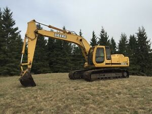 JOHN DEERE 200 LC FORSALE OR TRADE