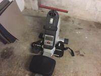 Kettler Coach Rowing Machine