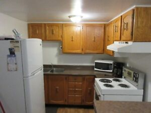 1 bedroom basement apartment in Longlac, On.
