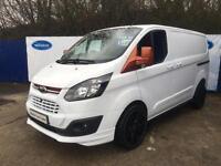 2015 65 Ford Transit Custom 2.2TDCi ( 100PS ) 290 L1H1 Diesel Van