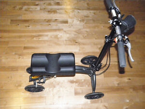 Knee walker / Knee scooter / platform walker Kitchener / Waterloo Kitchener Area image 2