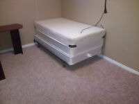 Single Size Mattresses and Bed Framses