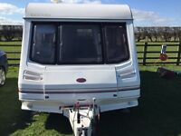 Sterling caravan 2 berth