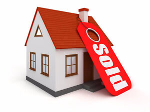 A 3 bedroom home for me to purchase!