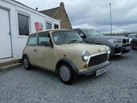 1986 (D) AUSTIN MINI MAYFAIR 1.0 AUTO