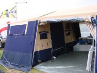 Trailer tent 8berth