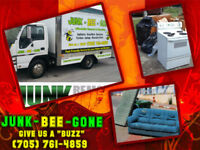 Junk Bee Gone - We make junk removal easy & affordable.