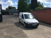 Vauxhall Combo 1.3CDTi 16v 2000 Crew cab (spares or repair) but runs