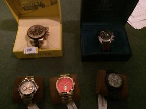 Ladies Never Worn Michael Kors Runway Orange Brand New Watch