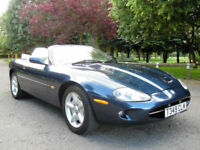 Deposit Taken 1999 Jaguar XK8 Convertible 4.0 auto 77,000 Miles