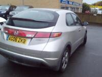 2006 Honda Civic 1.8 i VTEC SE 5dr i SHIFT Auto 5 door Hatchback