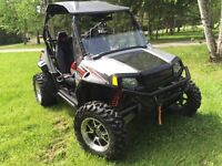 """2009 RZR """"S"""" only 1017 KM !!!"""