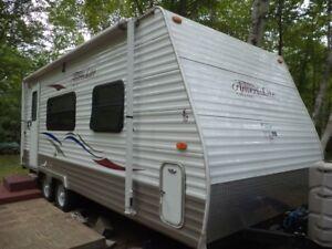 21 ft. trailer