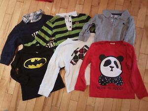 14 piece clothing lot for toddler boy - size 3