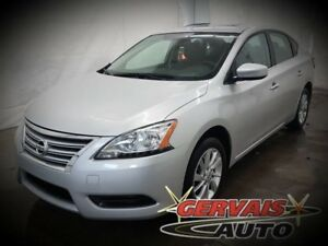 Nissan Sentra SV GPS Toit Ouvrant A/C MAGS 2015