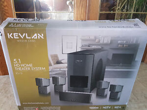 Kevlan 5.1 HD Home Theater System