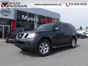 2012 Nissan Pathfinder SV  -  Fog Lights