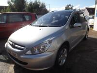 Peugeot 307 SW 1.6HDi 110 2005 SE 7 SEATER