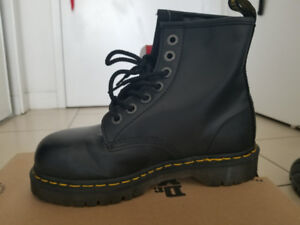 DR MARTIN ICON SAFETY BOOTS Man 6 Women 7